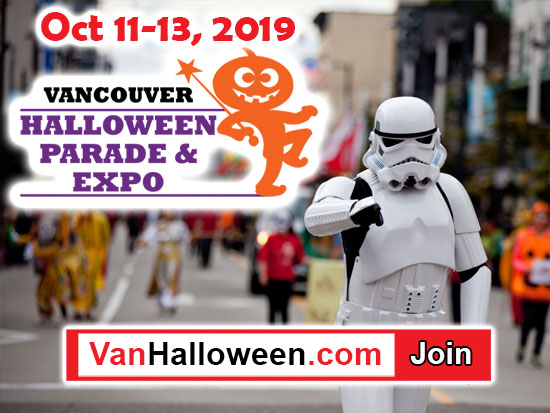 Vancouver Halloween Parade and Expo